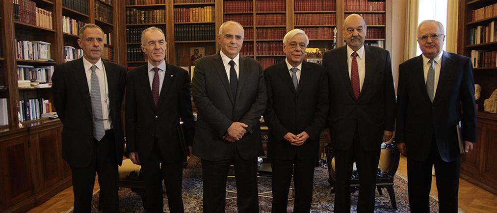 Μήνυμα Παυλόπουλου στην ΕΚΤ μέσω της Ελληνικής Ένωσης Τραπεζών