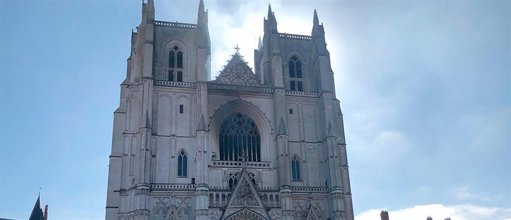 Ναντ: εθελοντής ο εμπρηστής του καθεδρικού ναού