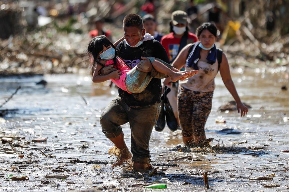 Φιλιππίνες - τυφώνας - Gallery