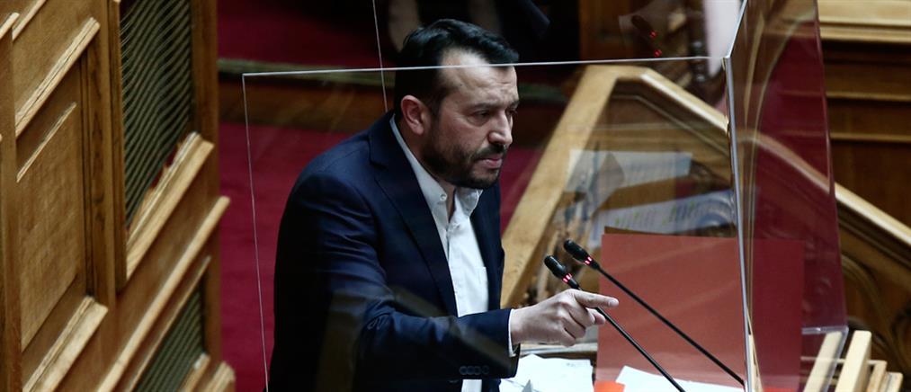 """Βουλή: Στο """"εδώλιο"""" της Προανακριτικής ο Νίκος Παππάς"""
