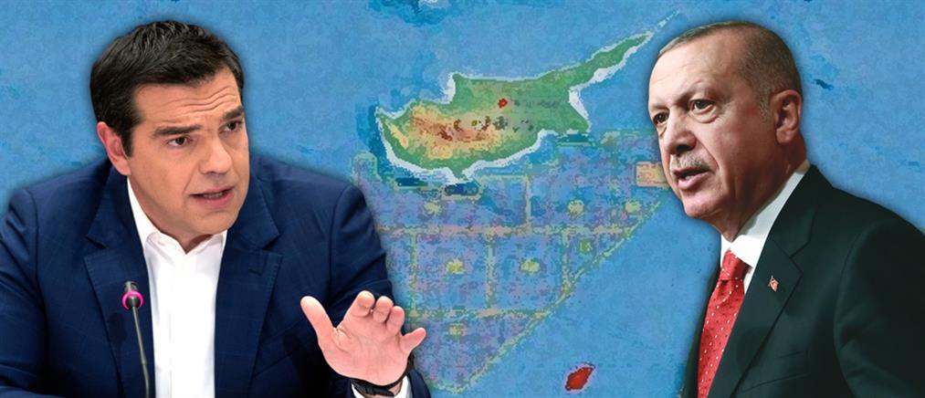 """Ευρωπαϊκό """"μέτωπο"""" κατά των τουρκικών προκλήσεων στην κυπριακή ΑΟΖ"""