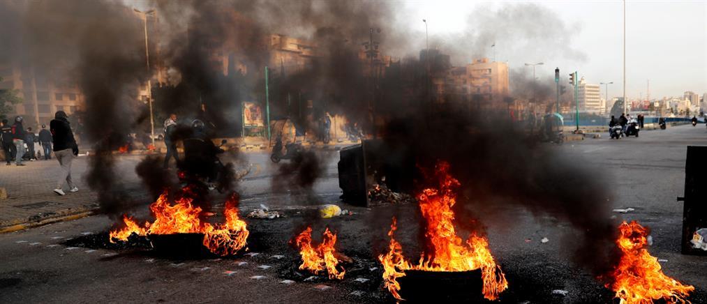 Οδοφράγματα και μάχες σώμα με σώμα στη Βηρυτό (εικόνες)