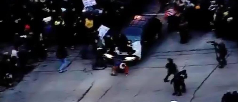 Ξεχειλίζει η οργή για την αθώωση του αστυνομικού στο Φέργκιουσον
