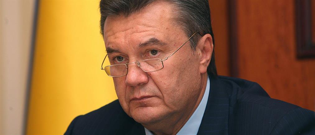 Δεσμεύθηκαν λογαριασμοί του Γιανουκόβιτς στην Ελβετία
