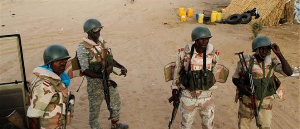 Νίγηρας: Μακελειό σε στρατόπεδο