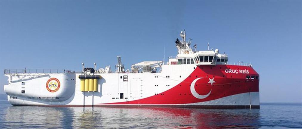 Βελόπουλος: Να γίνει νηοψία στο τουρκικό ερευνητικό σκάφος
