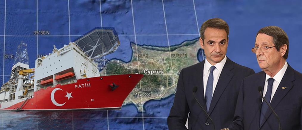 ΗΠΑ: συνδέουν τις κυρώσεις για τη Συρία με τις τουρκικές παραβιάσεις σε Ελλάδα και Κύπρο