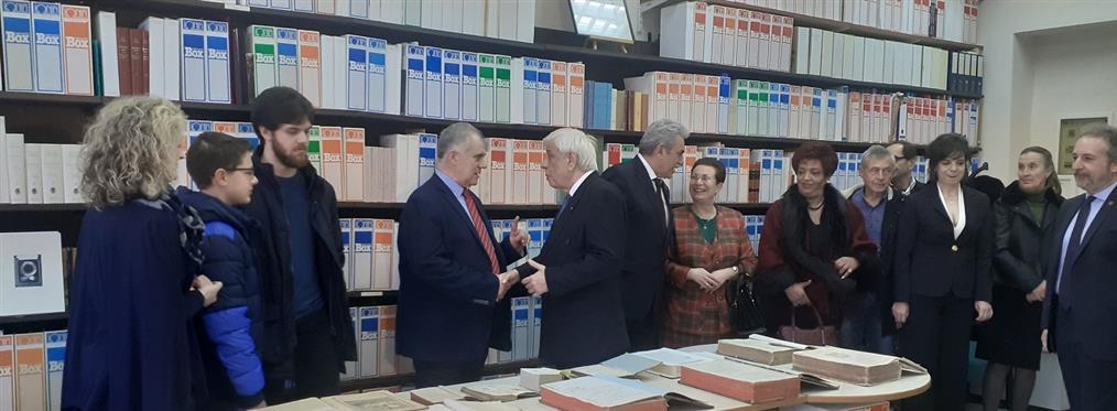Πανεπιστήμιο Ιωαννίνων: θησαυρός γνώσεων το Εργαστήριο Ερευνών Νεοελληνικής Φιλοσοφίας