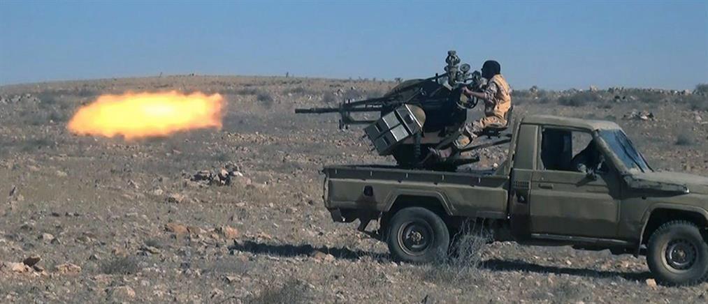 Συμφωνία για κατάπαυση του πυρός στη Συρία
