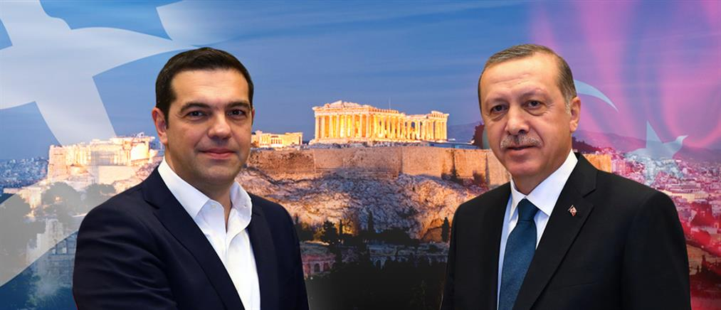 Spiegel: ο Ερντογάν βάζει τις φωνές και ο Τσίπρας πάει πάσο