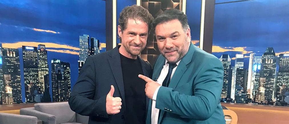 """The 2Night Show"" - Δημήτρης Λάλος: Η αποχή από την τηλεόραση και το ""χτίσιμο"" του θεάτρου"