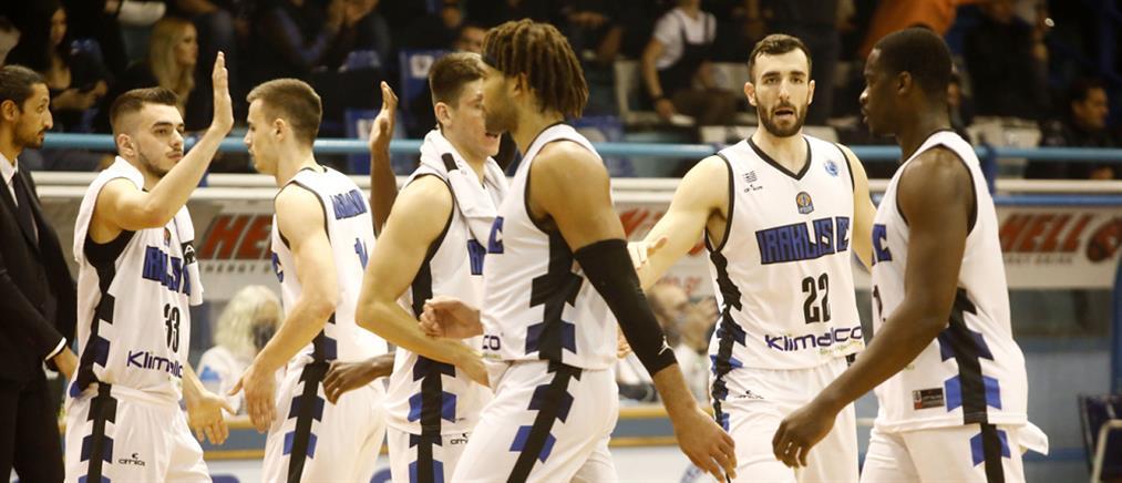 "FIBA Europe Cup - Ηρακλής: ""ροπαλιά"" από την Μπαχτσεσεχίρ"