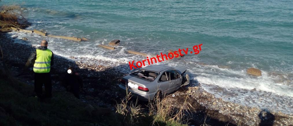 Τραγωδία: γυναίκα κατέληξε στη θάλασσα με το αυτοκίνητό της