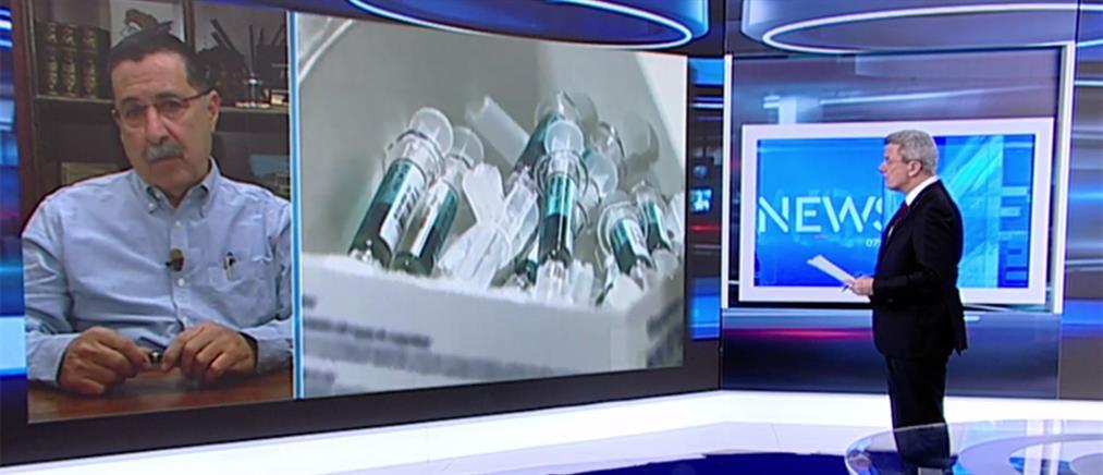 Πρόεδρος ΚΕΕΛΠΝΟ στον ΑΝΤ1: πλησιάζουμε στην κορύφωση της επιδημίας γρίπης – θα έχουμε κι άλλους νεκρούς (βίντεο)