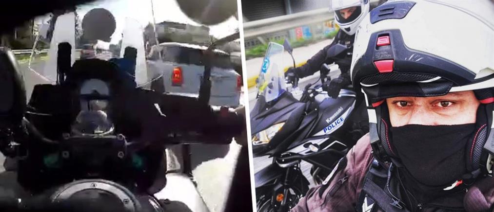 Αστυνομικοί έσωσαν ζωή ανοίγοντας το δρόμο (βίντεο)