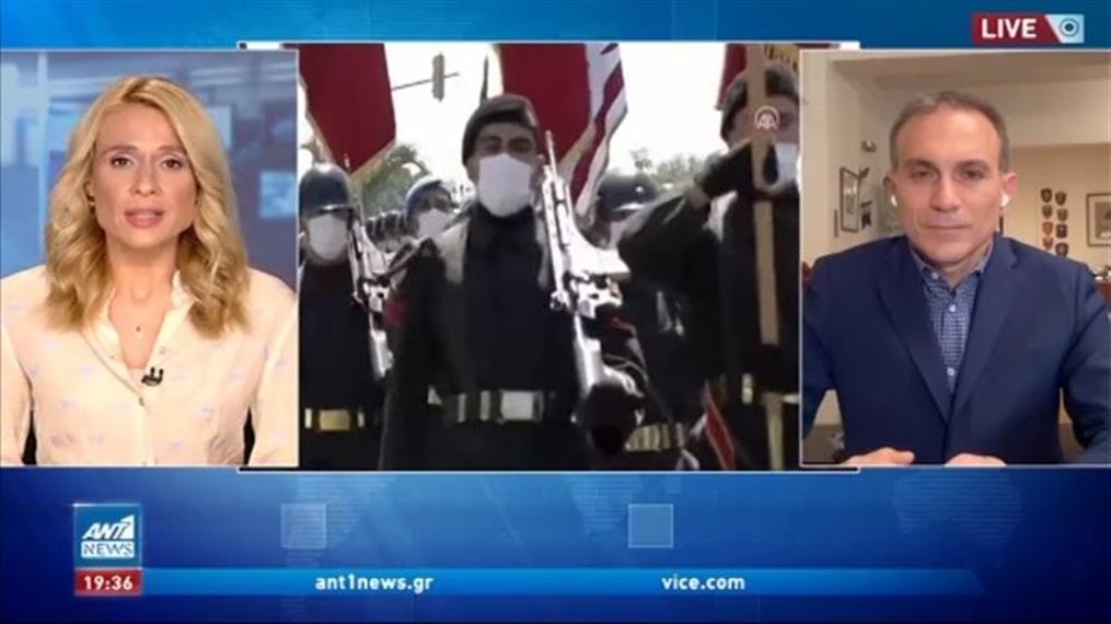 Ο Κωνσταντίνος Φίλης για τις προκλήσεις τις Τουρκίας