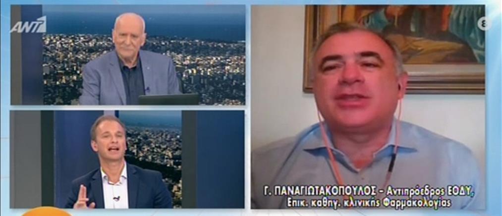Παναγιωτακόπουλος στον ΑΝΤ1: στο δεύτερο κύμα του κορονοϊού θα είμαστε προετοιμασμένοι (βίντεο)