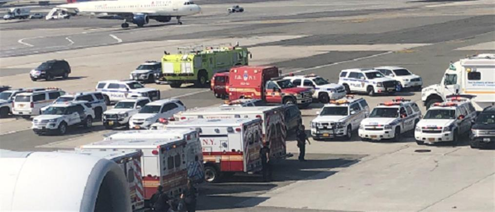 Σε καραντίνα αεροσκάφος της Emirates λόγω ασθένειας επιβατών εν πτήσει