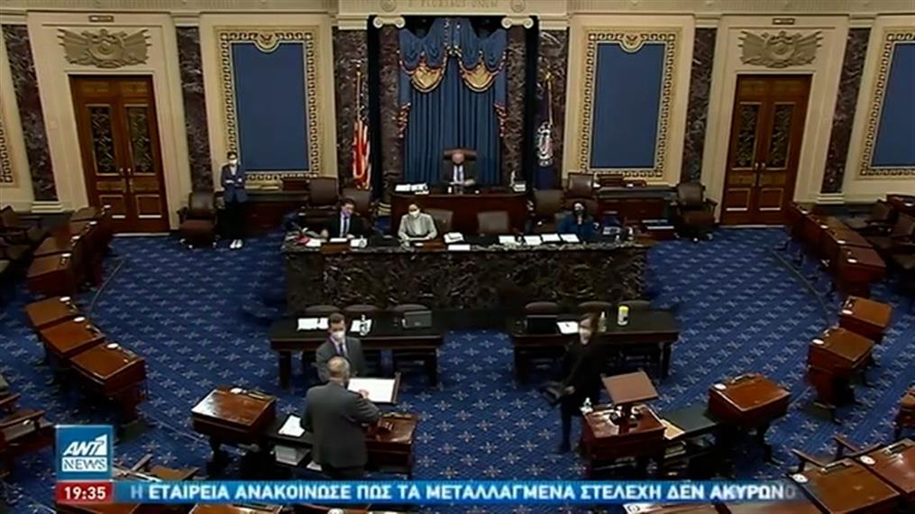 ΗΠΑ: συζήτηση για την παραπομπή Τραμπ προς καθαίρεση