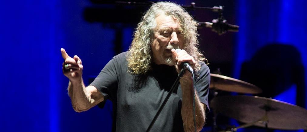 Robert Plant: κυκλοφορεί ανθολογία τραγουδιών από όλη την καριέρα του