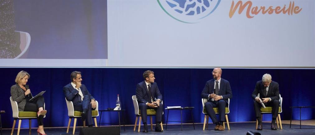 Μητσοτάκης: Η Ελλάδα θα μειώσει τα πλαστικά απορρίμματα κατά 50% έως το 2030