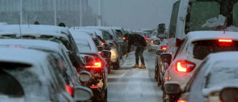 Νέα Οδός: προσφέραμε βοήθεια στους εγκλωβισμένους οδηγούς