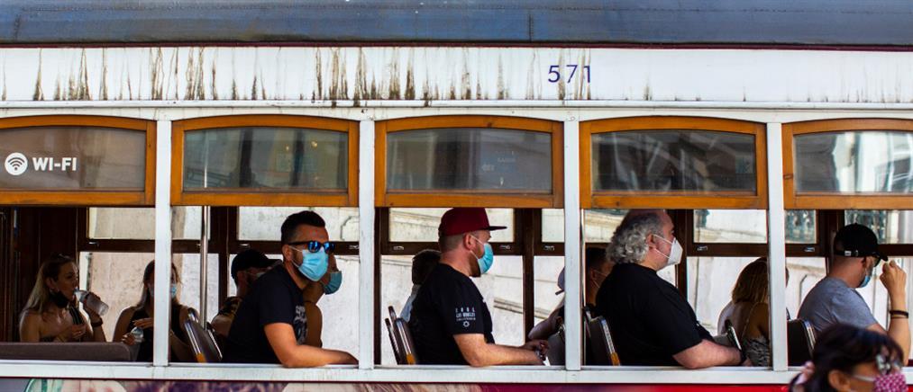 Κορονοϊός: Ρεκόρ νέων κρουσμάτων σε Πορτογαλία και Πολωνία