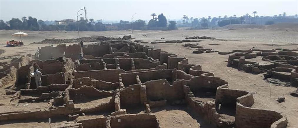"""Αίγυπτος: στο """"φως"""" χαμένη πόλη 3.000 ετών! (εικόνες)"""