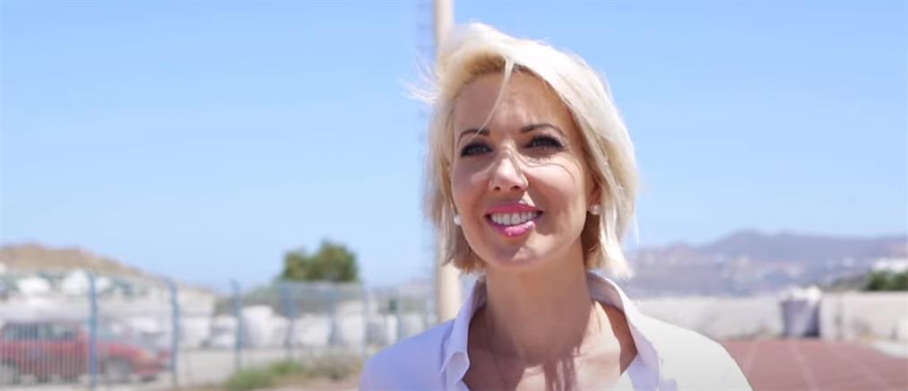 Κατερίνα Μονογυιού: Πρωταγωνίστρια σε βίντεο κλιπ και μούσα του συνθέτη