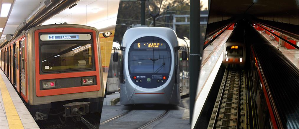 Απεργία σε Μετρό, Ηλεκτρικό και Τραμ