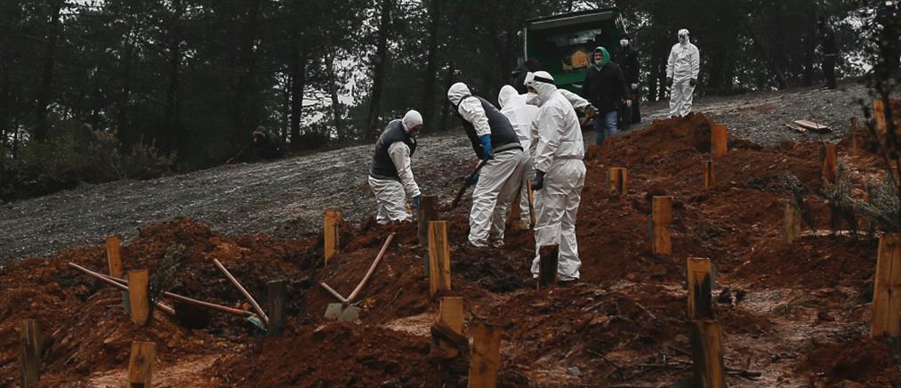 Κορονοϊός: ξεπέρασαν τους 500 οι νεκροί στην Τουρκία