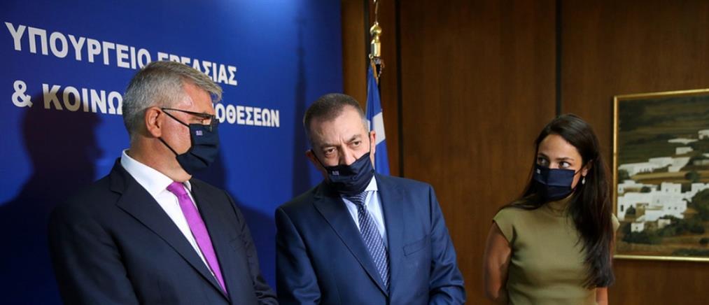 Υπουργείο Εργασίας: έπιασε… δουλειά ο Τσακλόγλου