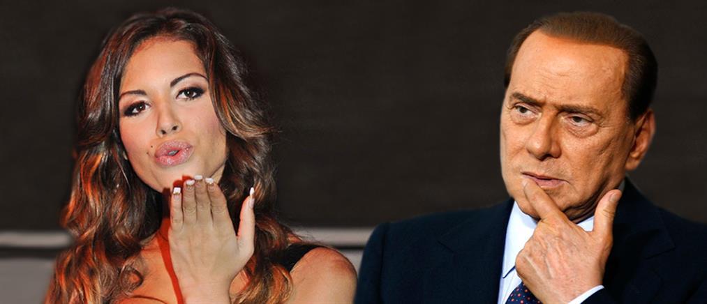 Η σκανδαλιστική κατάθεση της Ρούμπι για τα πάρτι οργίων του Μπερλουσκόνι