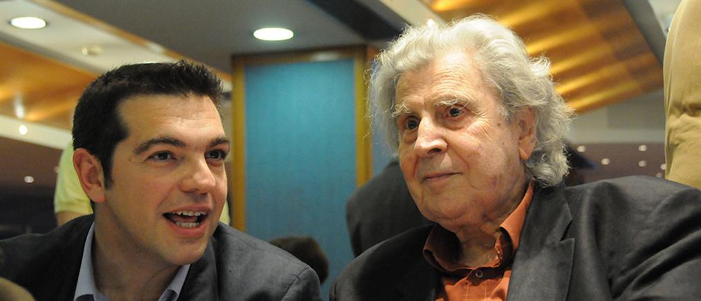Μίκης Θεοδωράκης: Ο Τσίπρας με ξεγέλασε