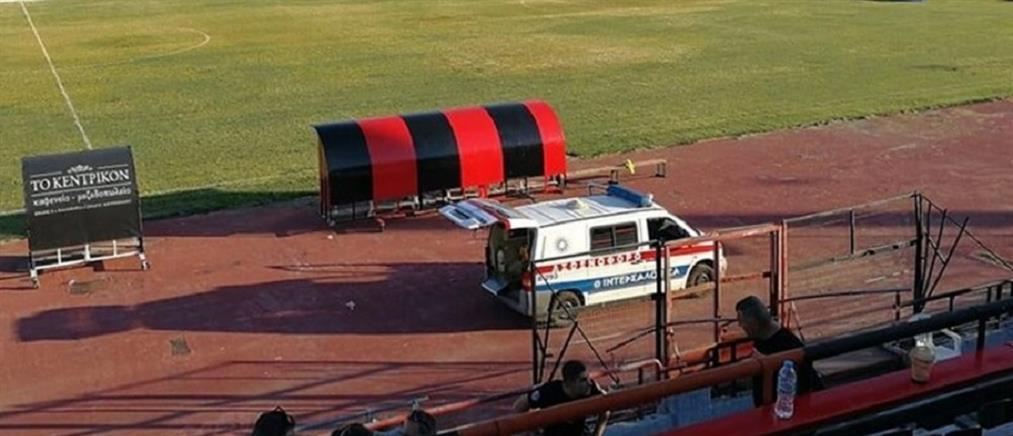 Η ανακοίνωση της αστυνομίας για τον θάνατο φιλάθλου στην Καλαμαριά