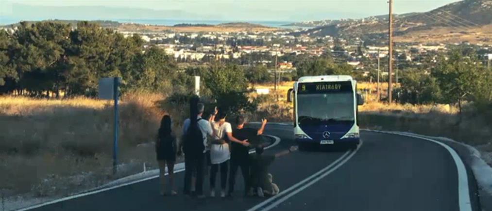 Viral η διαφήμιση για το αστικό λεωφορείο του Βόλου (βίντεο)