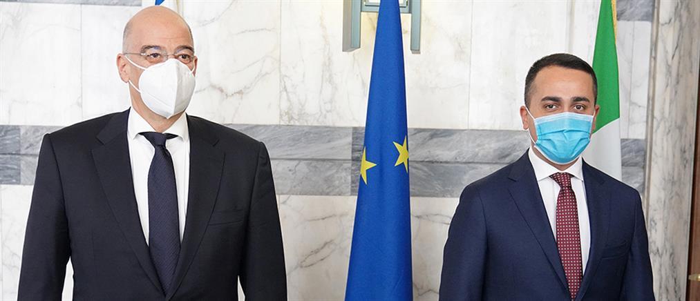 ΑΟΖ Ελλάδας – Ιταλίας: ολοκληρώθηκε η διαδικασία κύρωσης από την Ιταλία