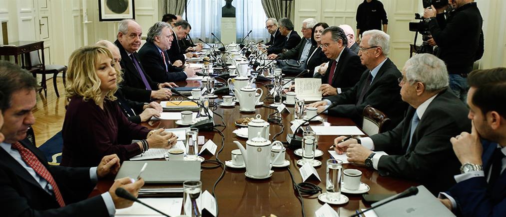 Σύμπνοια για τα ελληνοτουρκικά στο Συμβούλιο Εξωτερικής πολιτικής