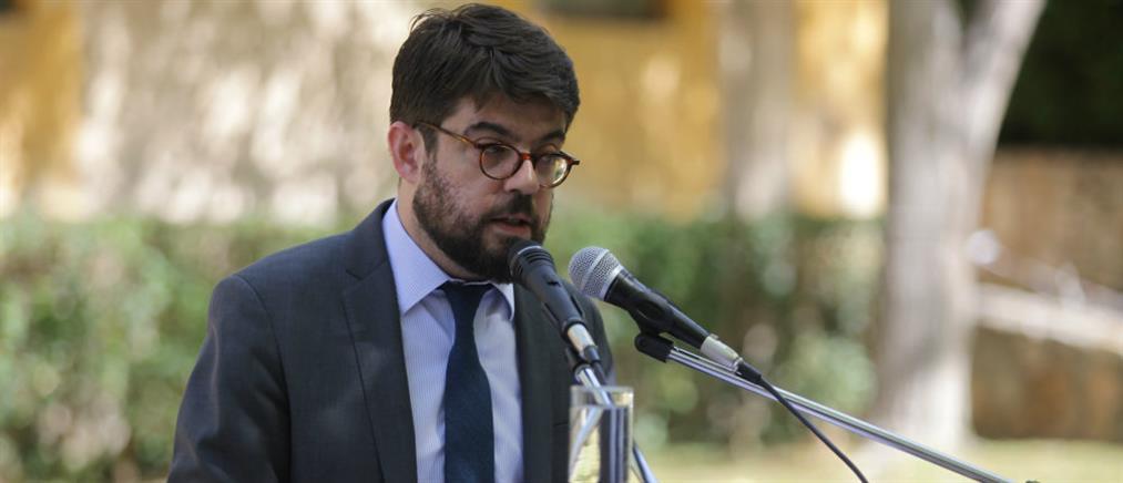 Νέος Υπουργός Δικαιοσύνης ο Μιχάλης Καλογήρου