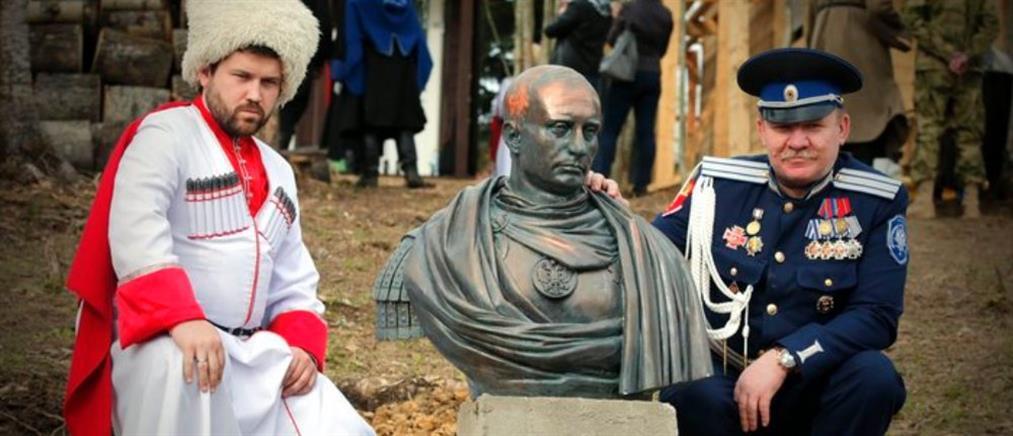 Λατρεία και μίσος και για τον Βλαντιμίρ Πούτιν
