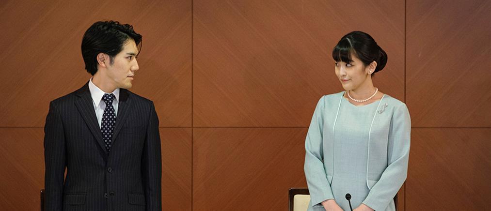 """Ιαπωνία: Η πριγκίπισσα Μάκο παντρεύτηκε έναν... """"κοινό θνητό"""" (βίντεο)"""