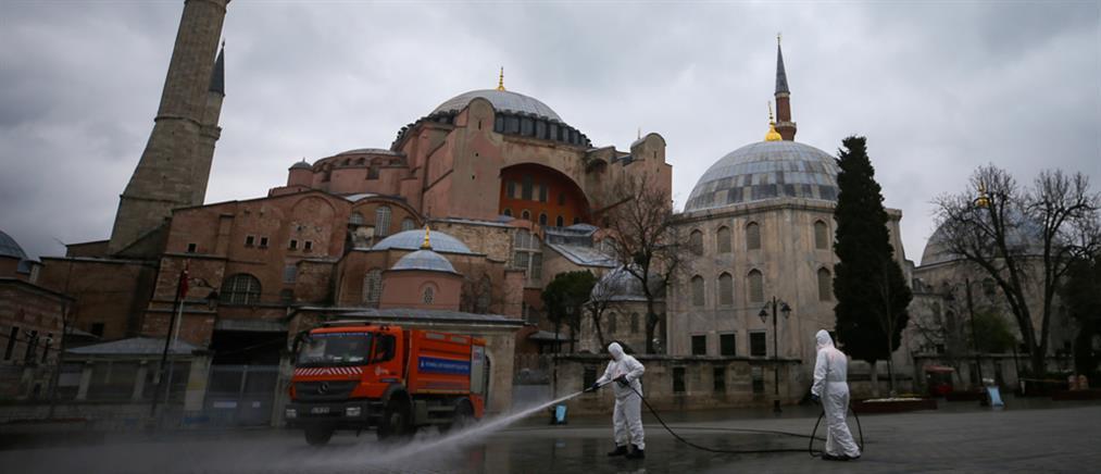 Κορονοϊός: Αυστηρότερα μέτρα ανακοινώθηκαν στην Τουρκία