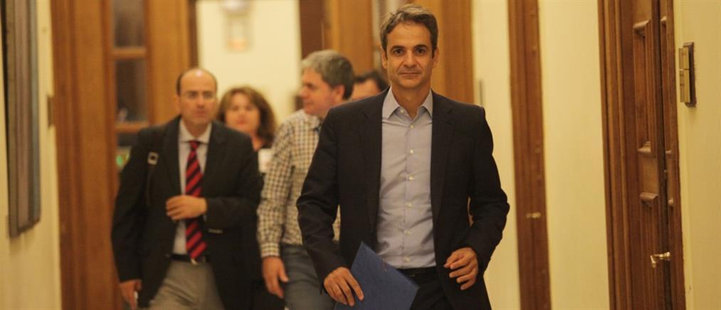 Μετακομίσεις στη Βουλή έφερε η εκλογή Κυριάκου