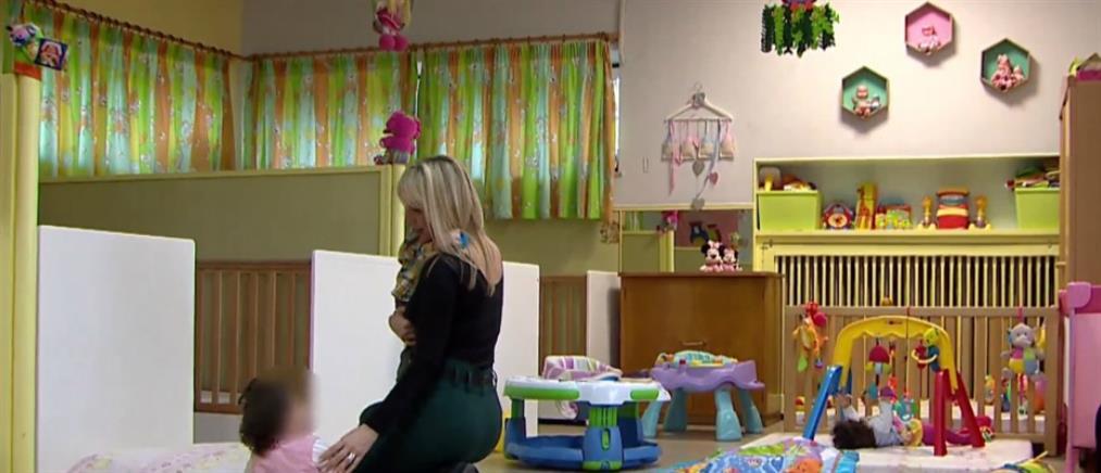 """Ο ΑΝΤ1 στο ίδρυμα """"Μητέρα"""" που """"αγκαλιάζει"""" τα εγκαταλειμμένα μωρά (βίντεο)"""