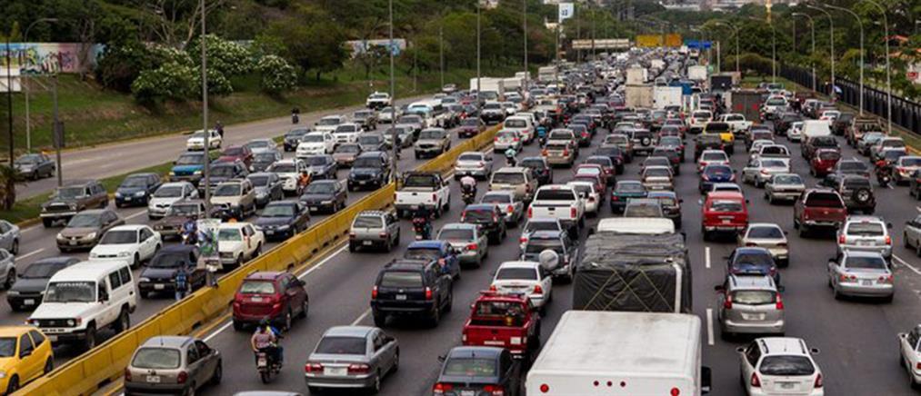 Μπλακ άουτ «παρέλυσε» τη Βενεζουέλα