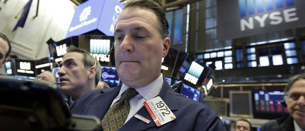 Ο Τραμπ πανηγύρισε τις επιδόσεις της Wall Street, αλλά έκανε γκάφα