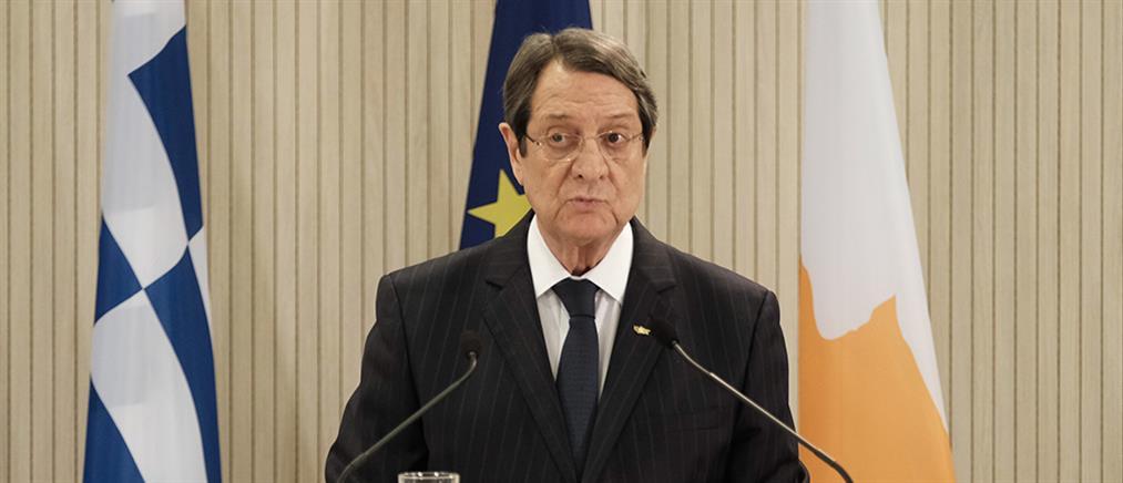 Κυπριακό: Επικοινωνία Αναστασιάδη - Φον Ντερ Λάιεν