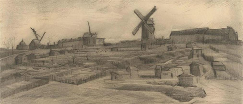 Ταυτοποιήθηκαν δυο πίνακες του Βαν Γκογκ