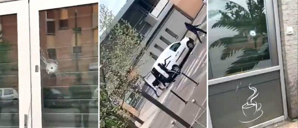 Γαλλία: Ένοπλοι άνοιξαν πυρ σε καφετέρια (βίντεο)