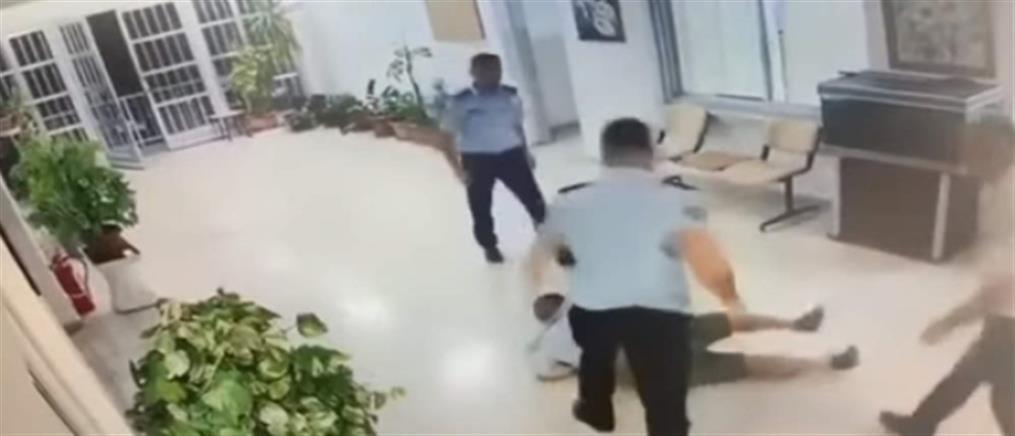 Άγριος ξυλοδαρμός σε παράνομο αεροδρόμιο στα Κατεχόμενα (βίντεο)
